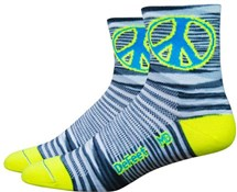 Image of DeFeet Aireator Peace Urban Socks