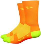 Image of DeFeet Aireator Tall Hi-Vis Socks