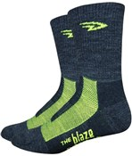 "Image of DeFeet Blaze 4"" Socks"