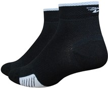 "Image of DeFeet Cyclismo 1"" Socks"