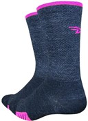 "Image of DeFeet Cyclismo 5"" Wool Socks"
