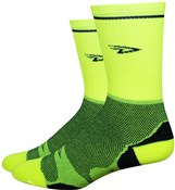 "Image of DeFeet Levitator Lite 5"" Socks"