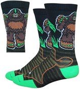 "Image of DeFeet Levitator Trail 6"" Bigfoot Socks"