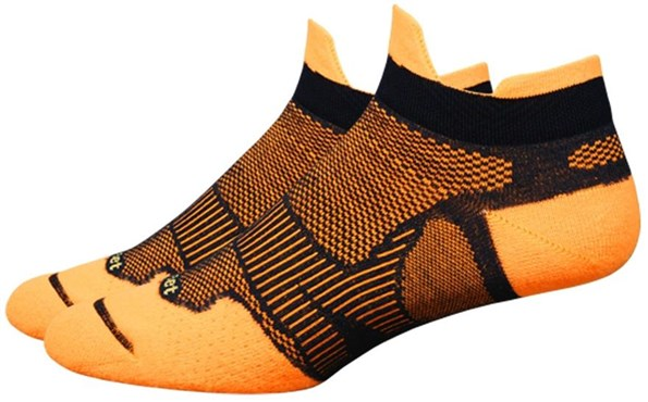 Image of DeFeet Meta Tabby Hi-Vis Socks