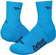 "Image of DeFeet Slipstream 4"" D Logo Overshoe Socks"