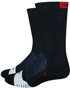 "Image of DeFeet Thermeator 6"" Socks"