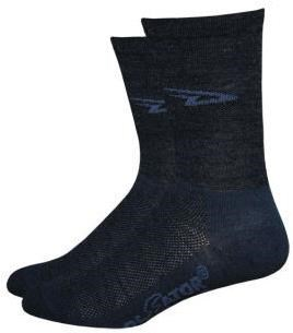 Image of DeFeet Wooleator Hi Top Socks