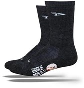 "Image of DeFeet Woolie Boolie 2 w/ 6"" Cuff Socks"