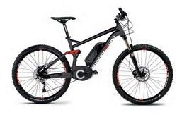 Image of DiamondBack Corax 2.0 27+ FS EMTB 27.5+ 2017 Electric Mountain Bike