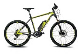 Image of DiamondBack Corvus 1.0 27+ HT EMTB 27.5+ MTB Hardtail 2017 Electric Bike