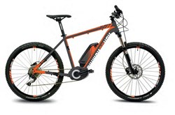 Image of DiamondBack Corvus 2.0 27+ HT EMTB 27.5+ MTB Hardtail 2017 Electric Bike