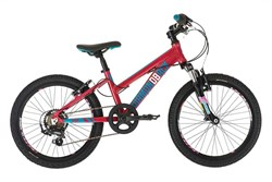 Image of DiamondBack Elios 20 HT Girls 20W 2017 Kids Bike