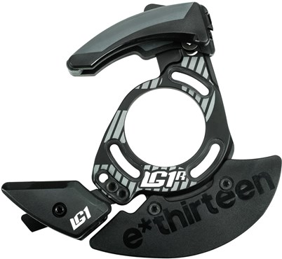 Image of E-Thirteen LG1 Race Carbon Chain Guide