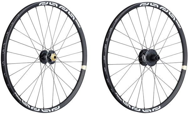 Image of E-Thirteen TRS+ 650b Trail/Enduro MTB Mountain AM Wheelset - 28 Hole