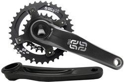 Image of E-Thirteen TRS Enduro/All Mountain MTB Crankset Double Ring - 170/175mm