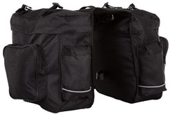 Image of ETC Double 600D Pannier Bag