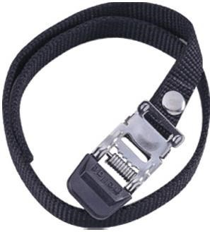 Image of ETC Toe Clip Straps Nylon Heavy Duty Pair