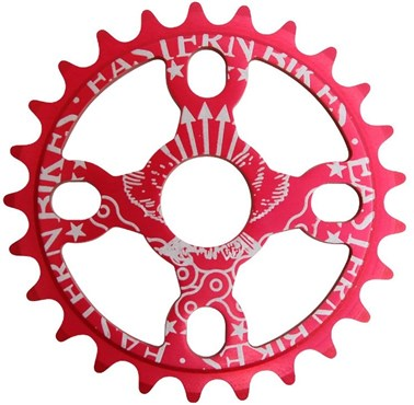 Image of Eastern Medusa Lite Chain Wheel - 25T