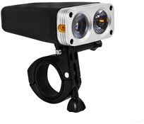 Image of Electron F-650 Lumen Twin LED USB Rechargeable Front Light