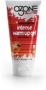 Image of Elite O3one Thermogel Forte Warming Cream 150 ml Tube