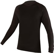 Image of Endura BaaBaa Merino Long Sleeve Cycling Base Layer AW16
