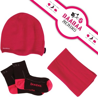 Image of Endura Baabaa Womens Gift Pack AW16