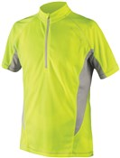 Image of Endura Cairn Short Sleeve Cycling Jersey AW16