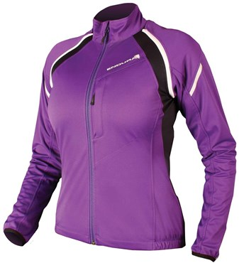 Image of Endura Convert Softshell Womens Windproof Cycling Jacket AW16