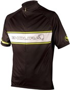 Image of Endura CoolMax Printed Endura Retro Short Sleeve Cycling Jersey SS17