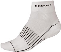 Image of Endura Coolmax Race II Cycling Socks - Triple Pack SS17