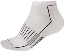 Image of Endura Coolmax Race Trainer Cycling Socks - Triple Pack SS17