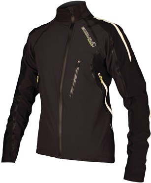 Image of Endura Equipe Exo Softshell Cycling Jacket SS16