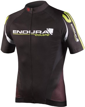Image of Endura Equipe Team Replica Racing Short Sleeve Cycling Jersey SS16