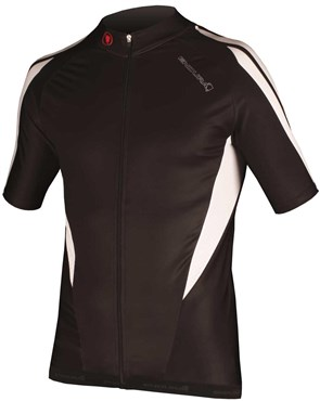 Image of Endura FS260 Pro Printed Short Sleeve Cycling Jersey SS16