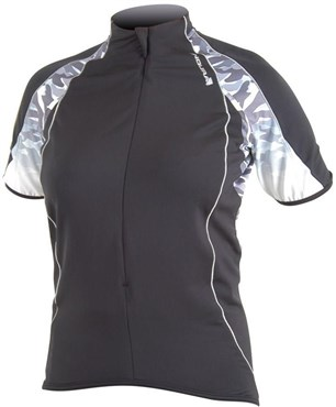 Endura Firefly Womens Short Sleeve Cycling Jersey 2013