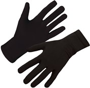 Image of Endura Fleece Liner Long Finger Cycling Gloves SS17