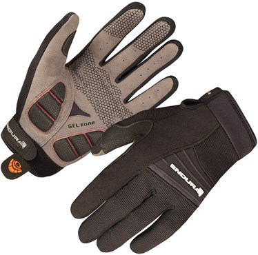 Image of Endura Full Monty Long Fingered Cycling Gloves SS16