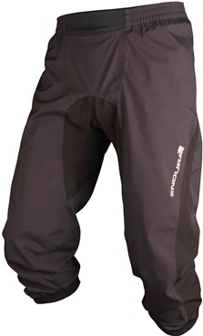 Image of Endura Helium 3/4 Waterproof Cycling Trousers AW16