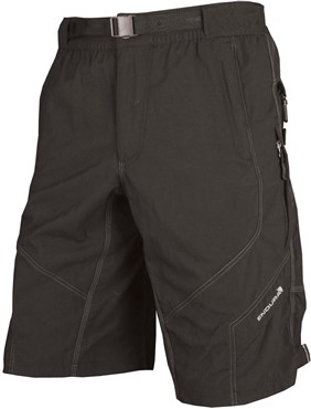 Image of Endura Hummvee Baggy Cycling Shorts With Liner Short AW16