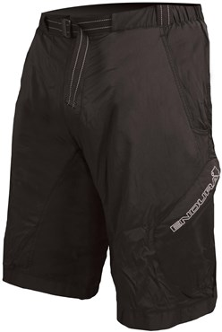 Image of Endura Hummvee Lite Baggy Cycling Shorts With Liner AW16