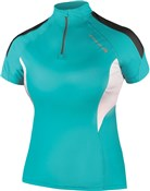 Image of Endura Hummvee Lite Womens Short Sleeve Cycling Jersey SS17
