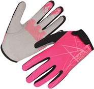 Image of Endura Hummvee Long Finger Kids Cycling Gloves AW16