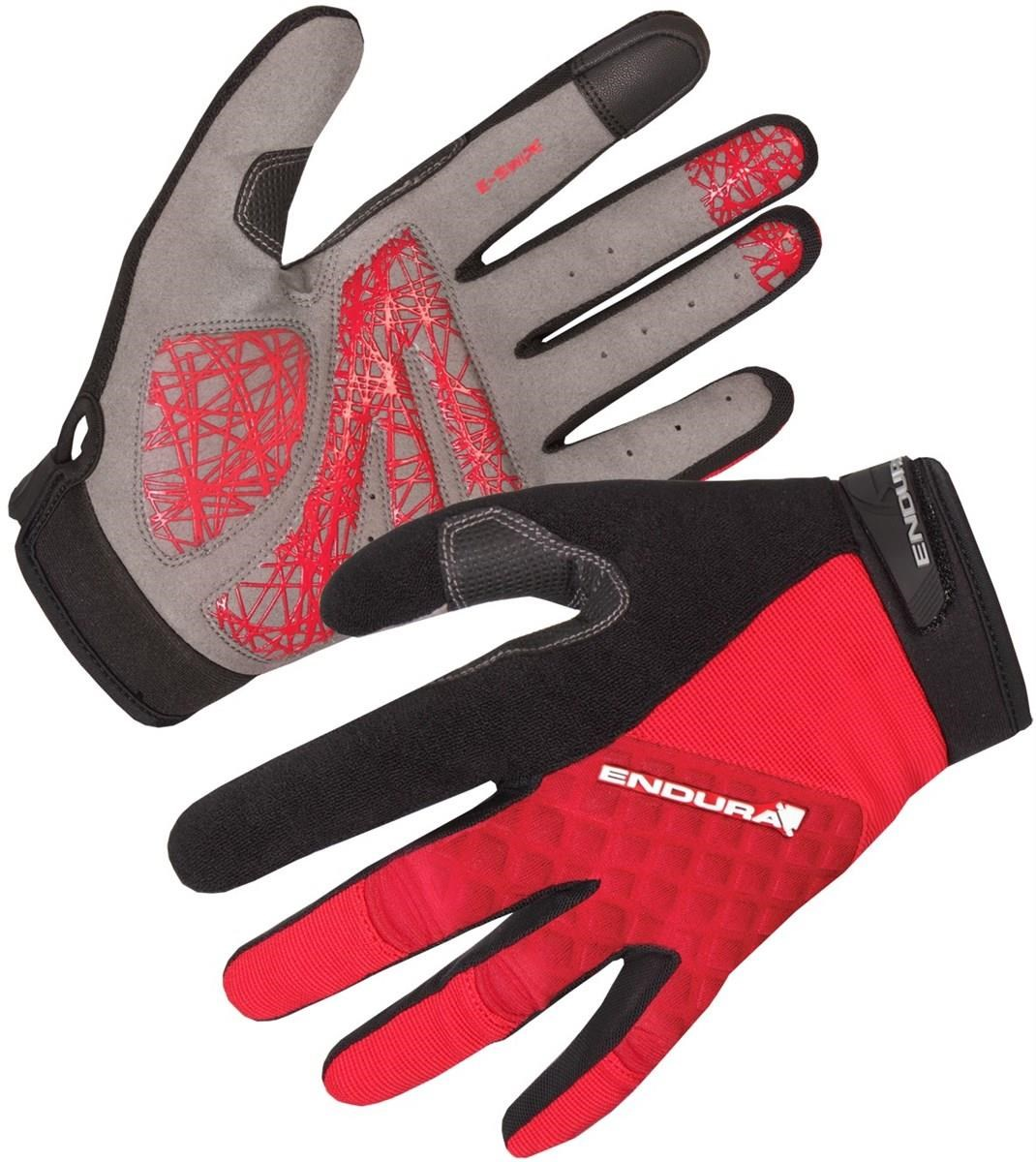Endura Hummvee Plus Long Finger Cycling Gloves AW17
