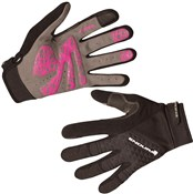 Image of Endura Hummvee Plus Womens Long Finger Gloves AW17