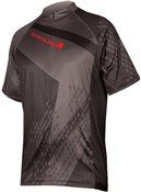 Image of Endura Hummvee Ray II Short Sleeve Cycling Jersey SS16