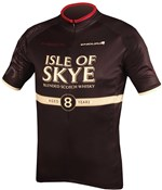 Image of Endura Isle Of Skye Whisky Short Sleeve Cycling Jersey AW16