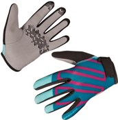 Image of Endura Kids Hummvee Long Finger Cycling Gloves II