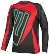 Image of Endura Kids MT500JR Long Sleeve Jersey SS17
