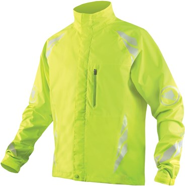 Image of Endura Luminite DL Cycling Jacket With New Luminite II LED SS17