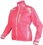 Image of Endura Luminite II Womens Waterproof Cycling Jacket SS17